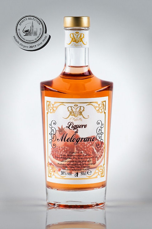 Il Re Dei Re, Liquor Pomegranate/ al Melograno 30.0% 50cl