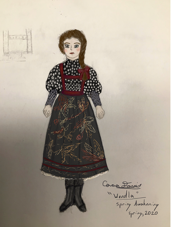 Spring Awakening: Costume Design