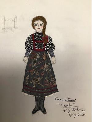 Spring Awakening: Costume Design