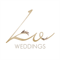 KV Weddings Logo