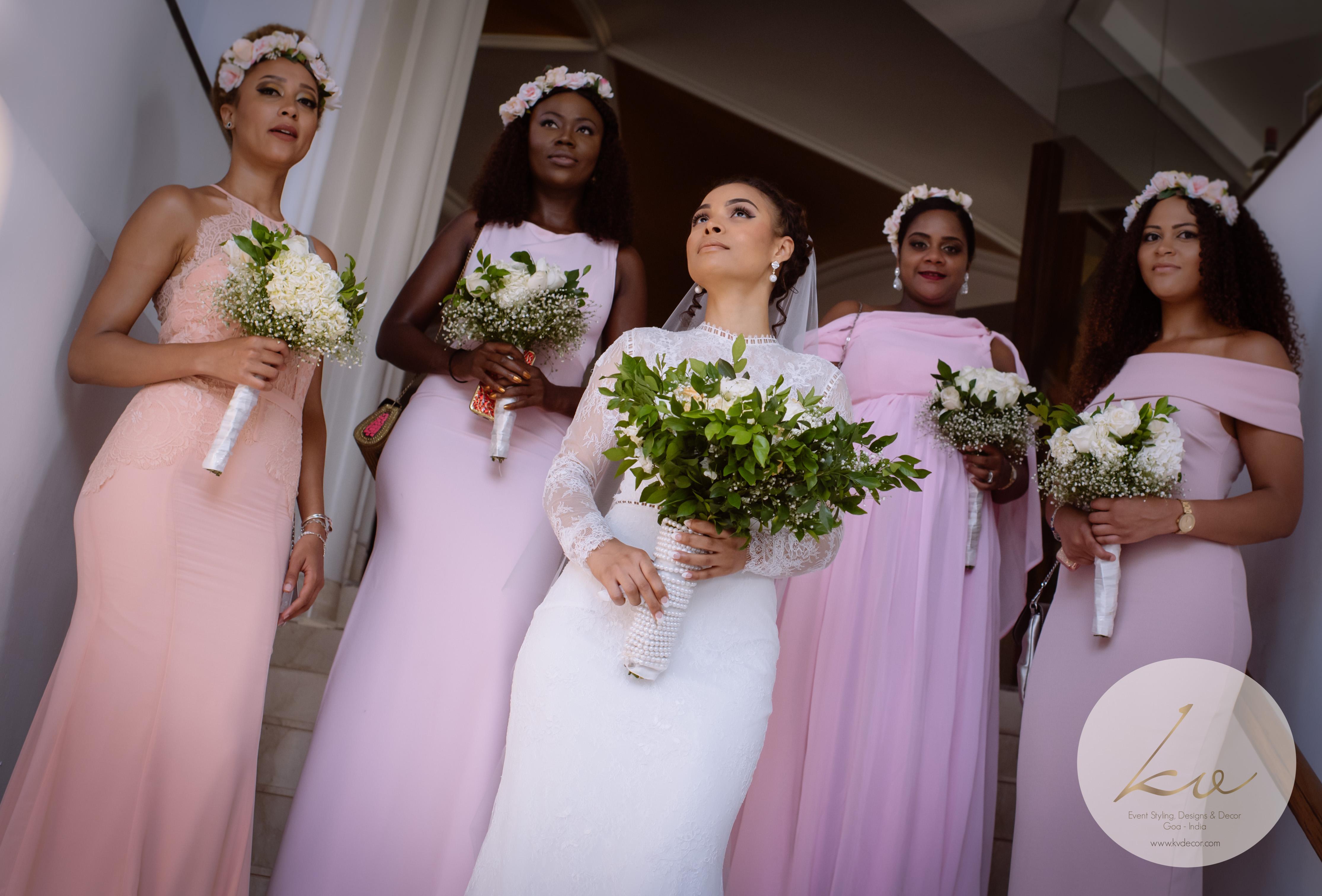 ... pretty happy brides!