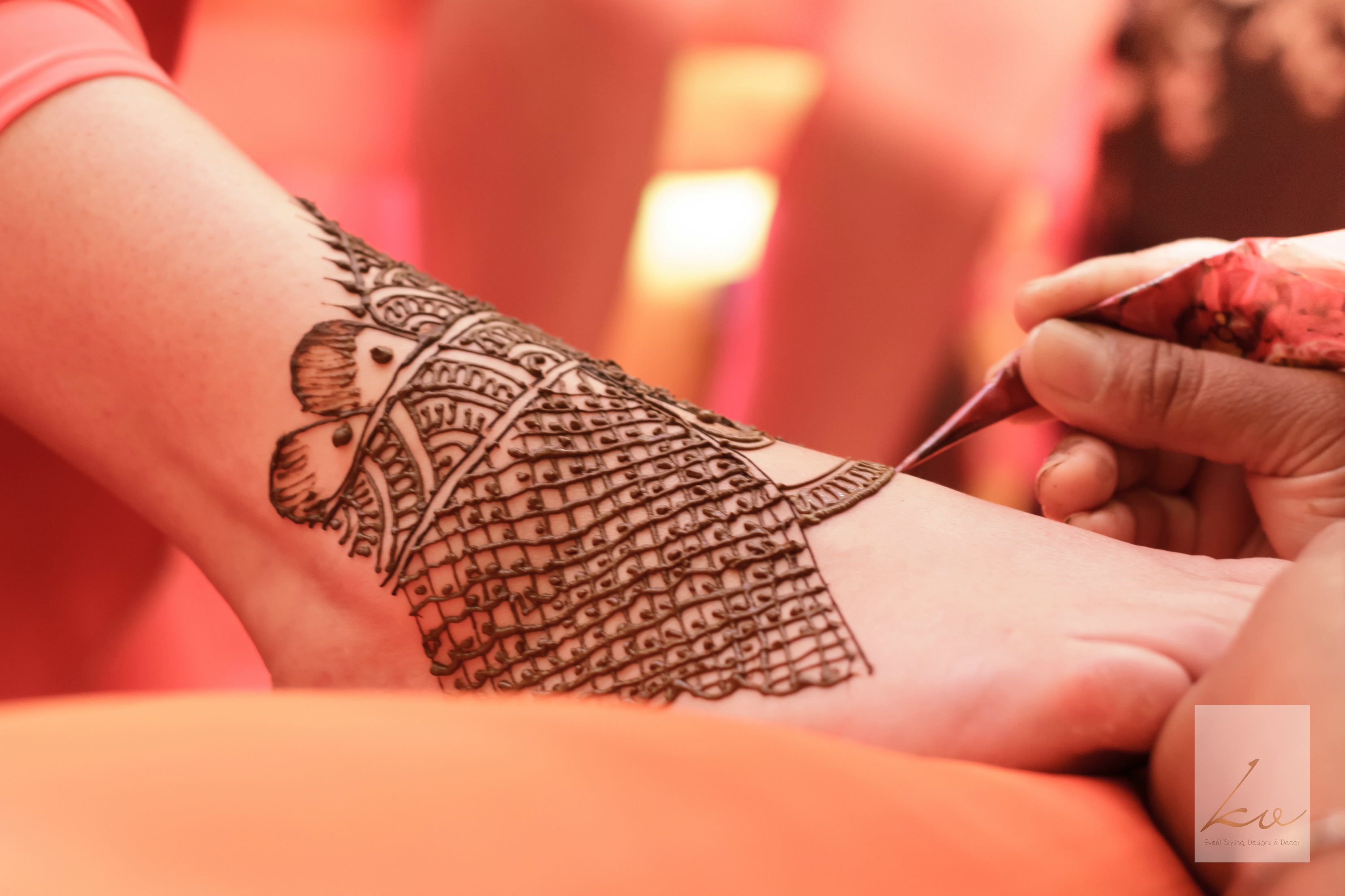 Keep Calm & Mehendi On