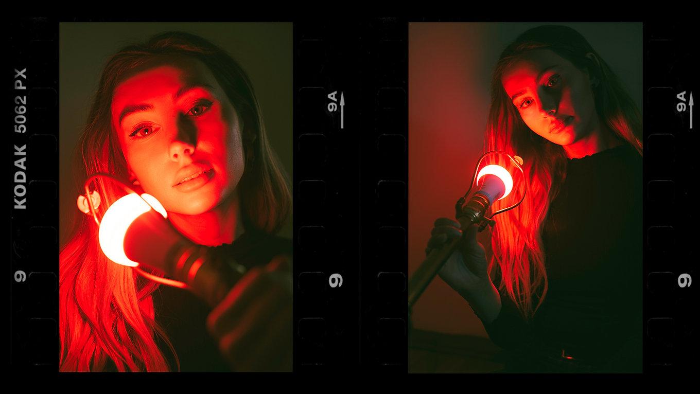 Copy of Moodboard Film Frames Photo Coll