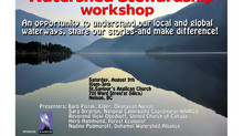 Duhamel Watershed Stewardship Workshop - Coming in August