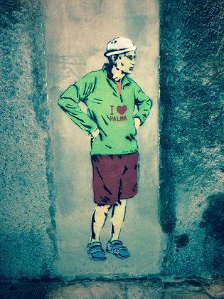 Ruta 7 Street Art