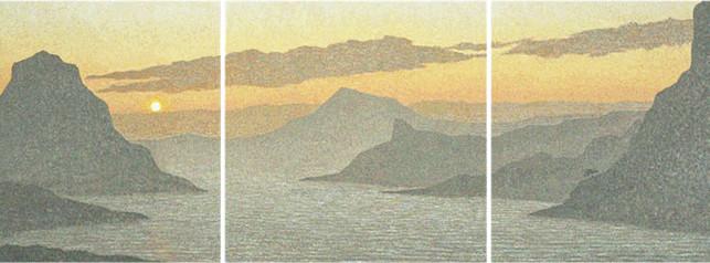 A. Pascual Rodrigo (Tríptico)