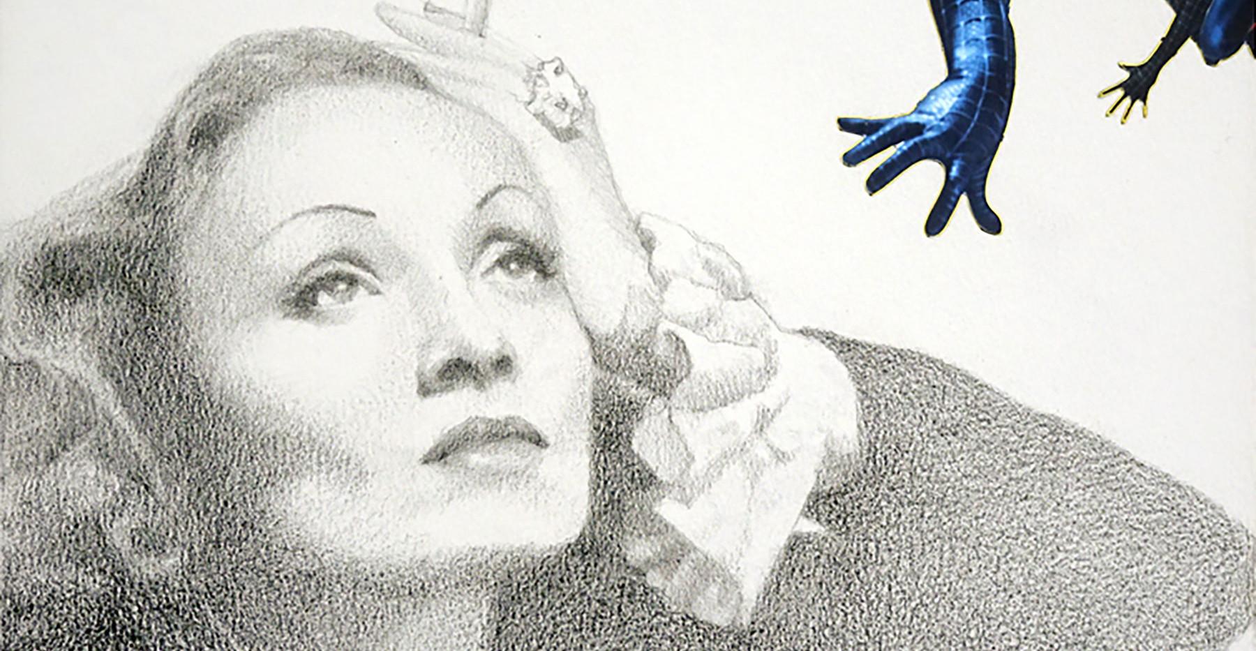 marlene-lapiz-y-collage-sobre-papel-25x2