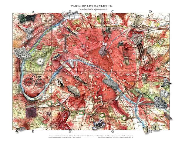Ghislaine Escande - Paris et ses banlieues -.jpg