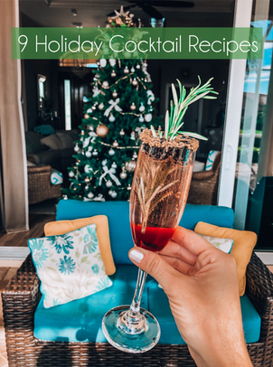 9 Holiday Cocktail Recipes