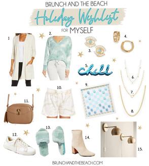 Holiday Wishlist for Myself