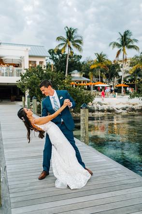 Our Florida Keys Wedding