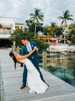 Our Florida Keys Wedding