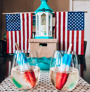 The Perfect Patriotic Cocktail