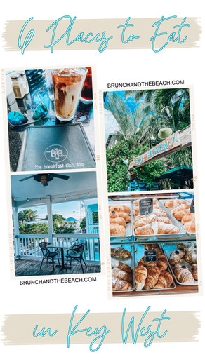 6 Places to Eat in Key West `