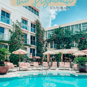 Miami Staycation: The Plymouth South Beach