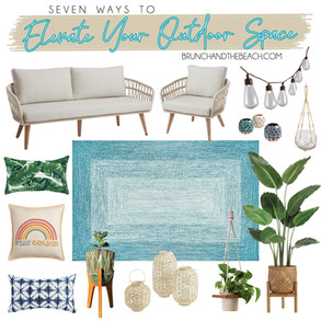7 Ways To Elevate Your Outdoor Space