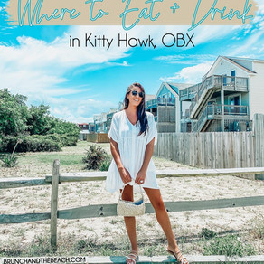 Where to Eat + Drink in Kitty Hawk, OBX