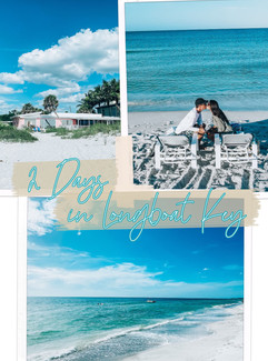 2 Days in Longboat Key, Florida
