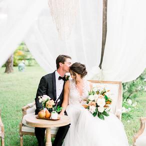 Styled Wedding Photoshoot at La Casa Toscana