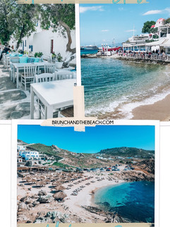 Top 5 Favorite Spots in Mykonos, Greece