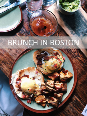 Brunch in Boston