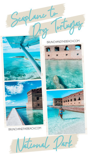 Seaplane to Dry Tortugas National Park