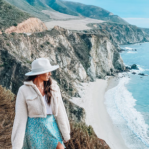Where to Stop on Your Road Trip from San Francisco to Big Sur