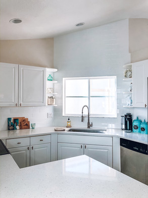 Before + After Kitchen Renovation