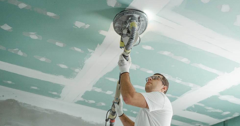 Drywall Work