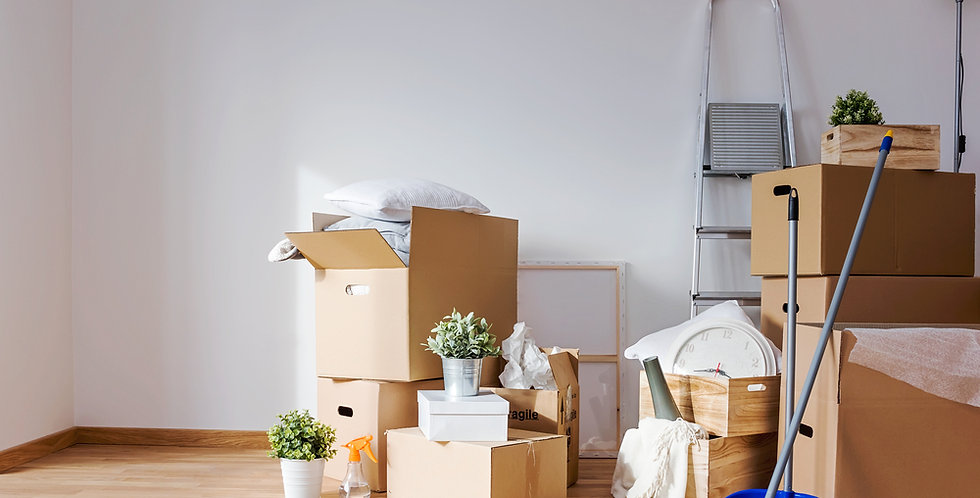 Move out Cleaning - Make Ready CleaningService