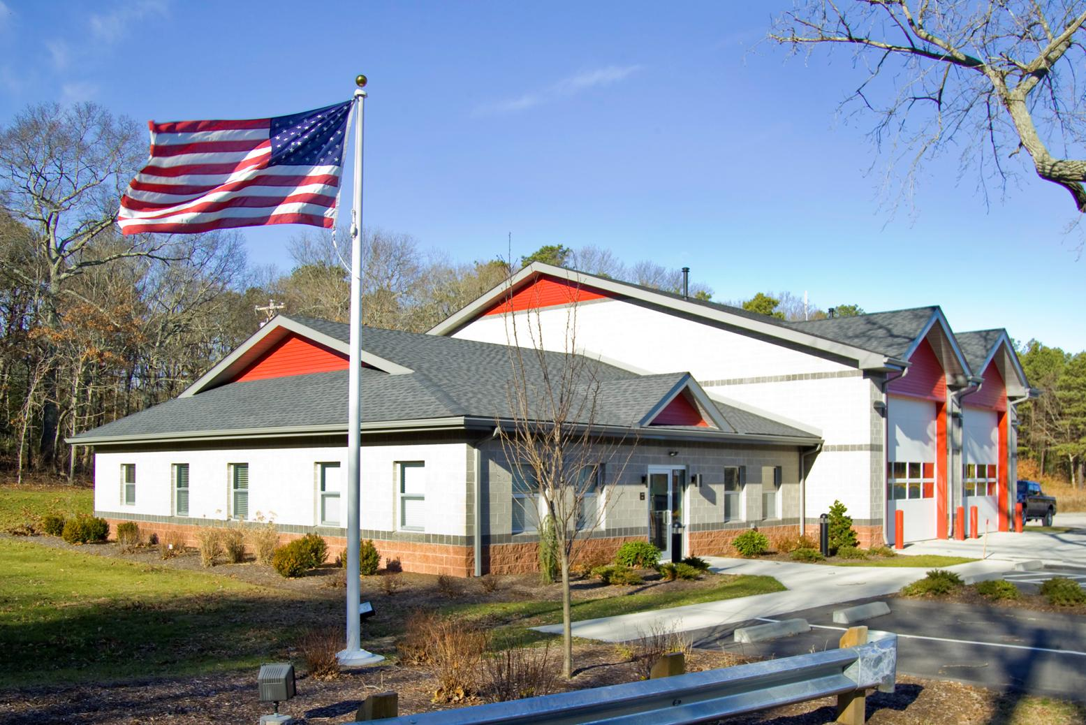 North Kingstown Fire Station #5