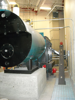 Boiler and Augers