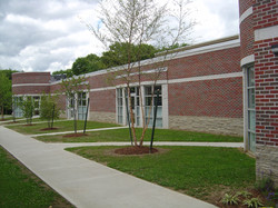 Outside View of New Classrooms
