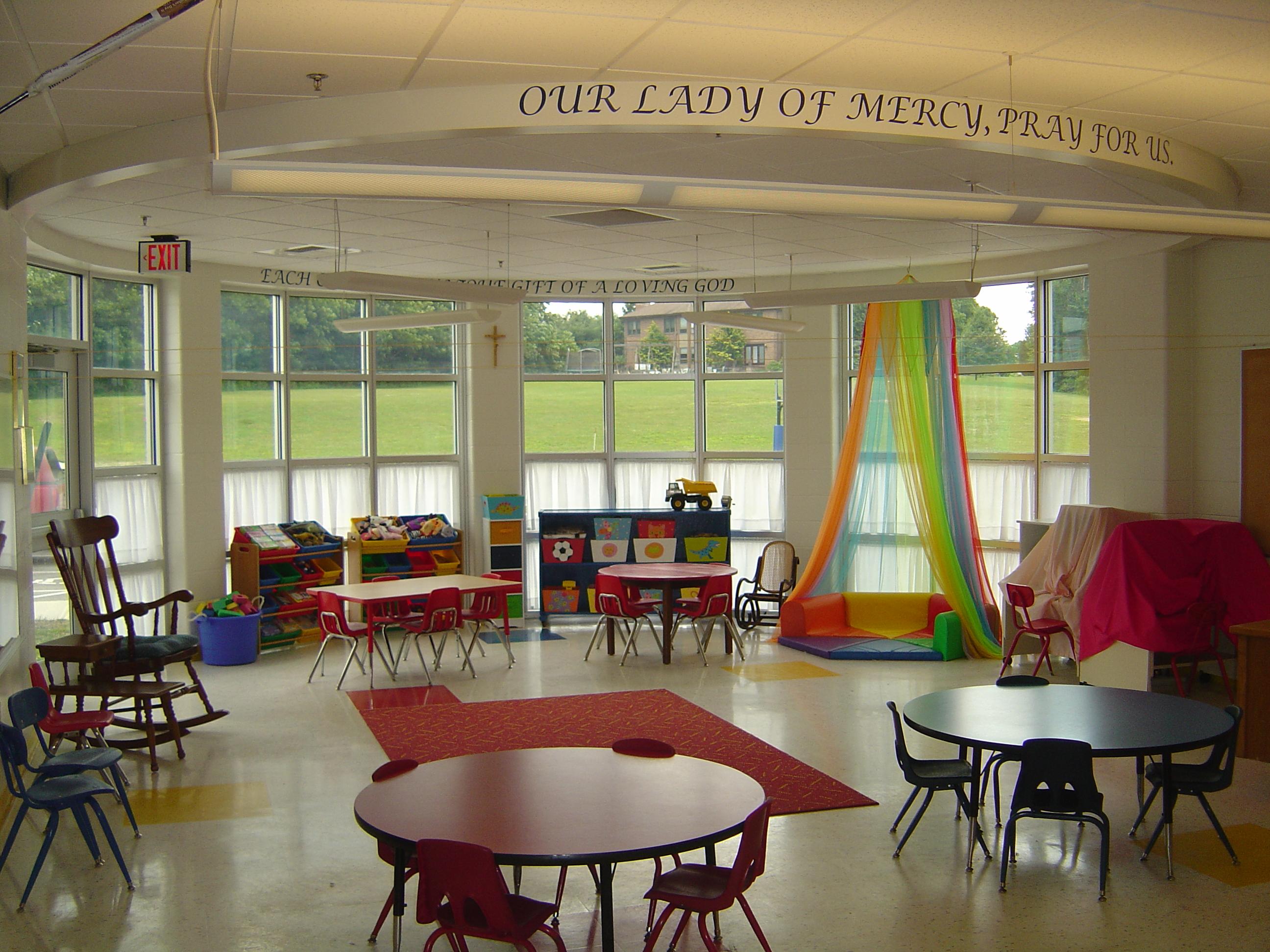 Kindergarden Classroom