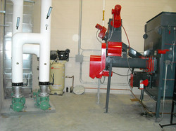 Gasifer and Pumps