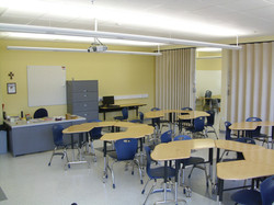 Double Classroom with divider