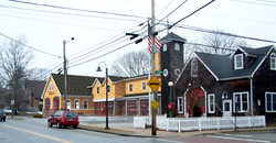 Jamestown Fire Station Rendering