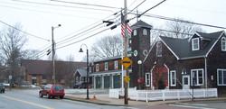 Jamestown Fire Station