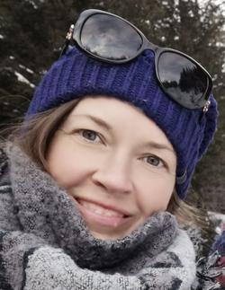 Helene, private Ski Lehrerin in den Davos Klosters Mountains.