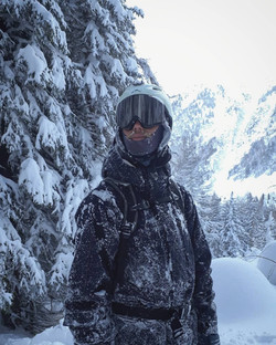 Willy, ski, snowboard and cross country instructor in the Davos Klosters Mountains