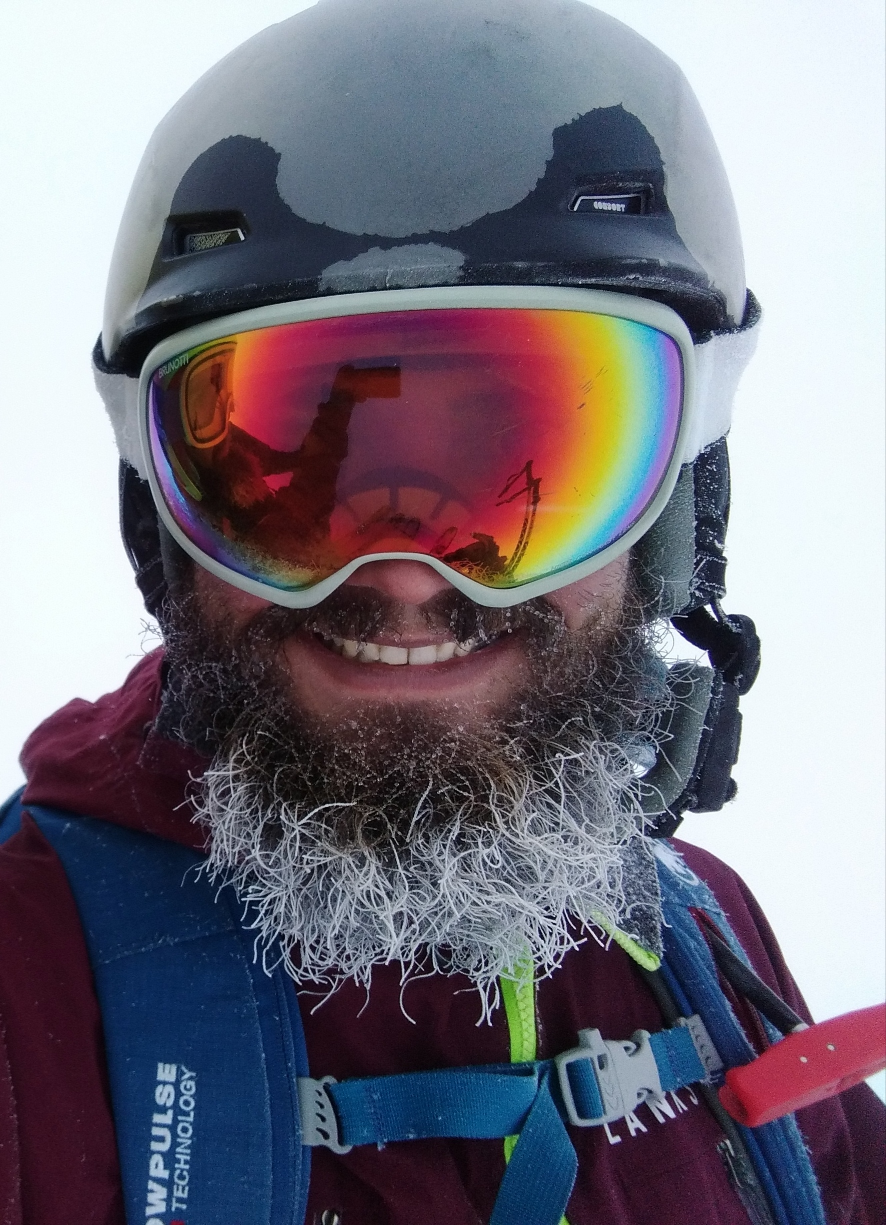 Nick, private ski instructor for Ben&Joe's in Klosters and Davos. Take a private ski lesson with him