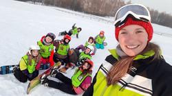 Barbora, Ski und Snowboard Lehrerin in Davos und Klosters