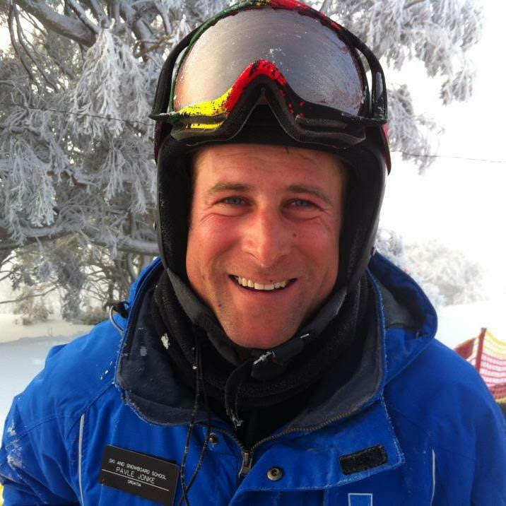 Pavle, private ski instructor for Ben&Joe's, ski school in Klosters and Davos will get you going!