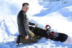 Wim, privat Ski, Snowboard, off-piste Lehrer in Davos und Klosters!