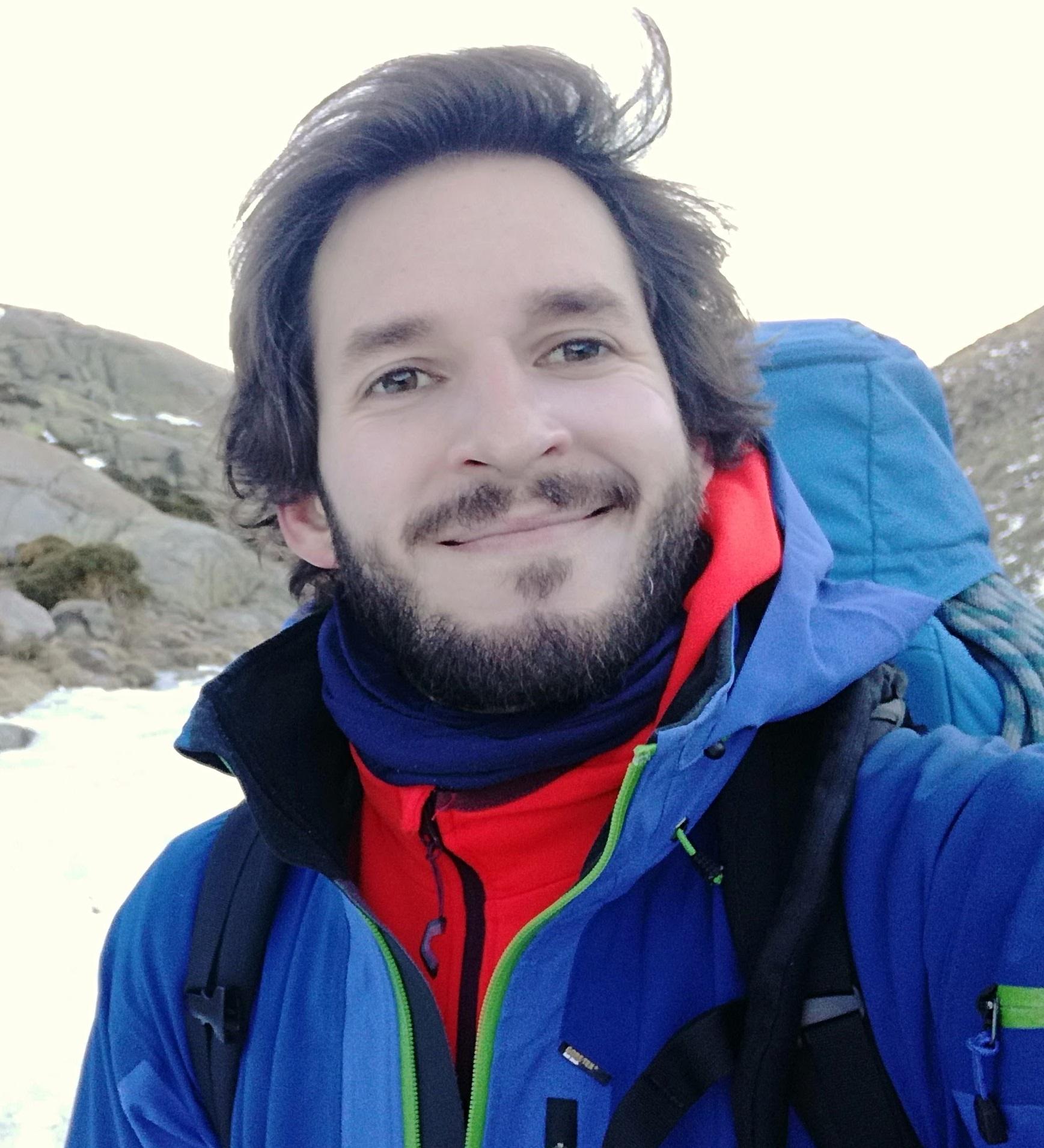 Goncalo, privat Ski Instruktor für Ben&Joe's, privat Ski Schule in Klosters und Davos!