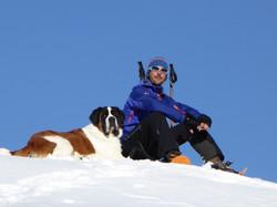 Dominik Karrer Snowshoe Guide