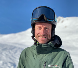 Rasmus, private ski teacher from Sweden for Ben&Joe's private ski and snowboard lessons in Klosters