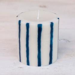 北欧風candle ストライプ