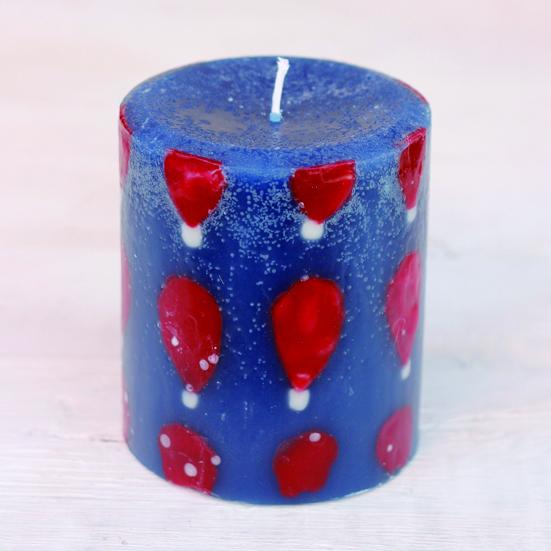 北欧風candle バルーン