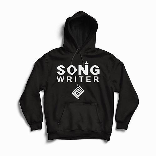 S.O.N.GWRITER (front) + S.O.N.G (back) hoodie